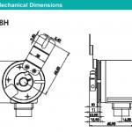 Dimensions - 58H