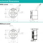 FNC 40HF dimensions