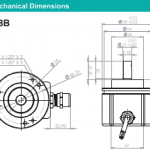 Dimensioner - 58B