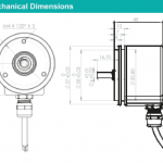 Dimensioner - 58S