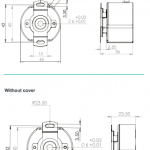 FNC 40HFS dimensioner